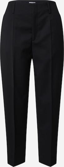 fekete Filippa K Élére vasalt nadrágok 'Karlie', Termék nézet