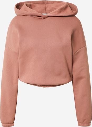 ABOUT YOU Sweatshirt 'Melisa' in Roze