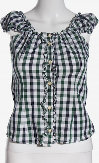 ALMSACH Blouse & Tunic in XS in Green / White, Item view