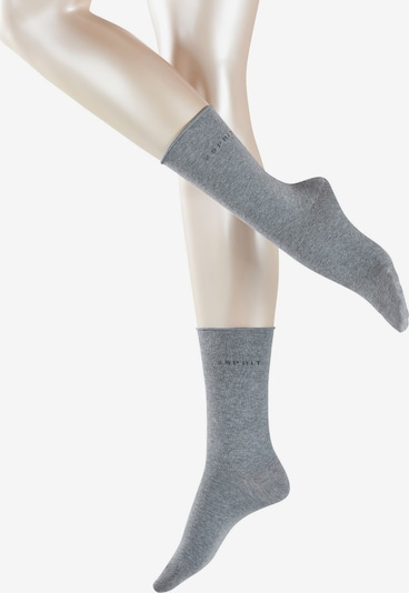 ESPRIT Socken in grau, Produktansicht