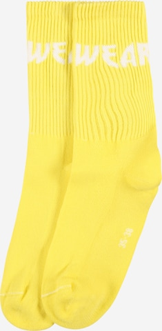 WEARKND Sokken in Geel