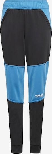ADIDAS ORIGINALS Broek in de kleur Lichtblauw / Zwart, Productweergave
