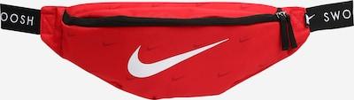 Nike Sportswear Torba na pasek 'Heritage' w kolorze czerwony / czarny / białym, Podgląd produktu