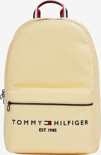 TOMMY HILFIGER Mochila en azul oscuro / amarillo claro / rojo fuego / blanco, Vista del producto