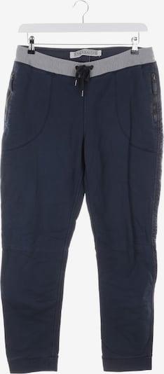 Frauenschuh Jogginghose in XXL in blau / grau, Produktansicht