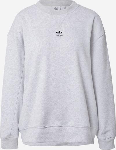 ADIDAS ORIGINALS Sweatshirt in mottled grey, Item view