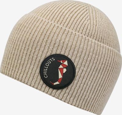 chillouts Mütze 'Ocean Hat' in beige, Produktansicht