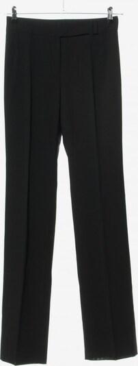 AKRIS punto Bundfaltenhose in XS in schwarz, Produktansicht
