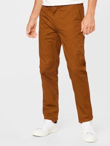 Pantalon chino 'Stuart' SCOTCH & SODA en marron