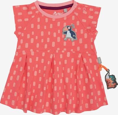 SIGIKID Kleid 'Jungle Love' in pink / orangerot, Produktansicht