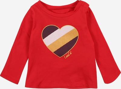 LEVI'S Shirt in de kleur Marine / Goudgeel / Rood / Wit, Productweergave