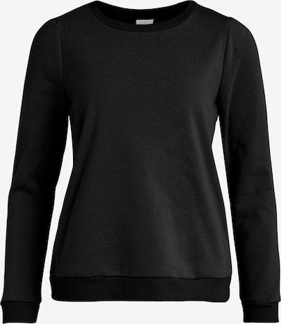VILA Sweatshirt 'Rustie' in schwarz, Produktansicht