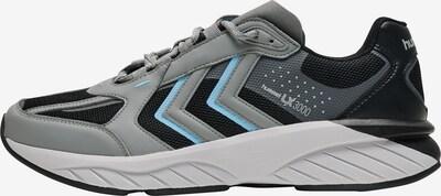 Hummel Sneakers 'Reach Lx 3000' in Turquoise / Grey / Dark grey, Item view