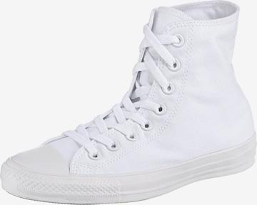 Baskets hautes CONVERSE en blanc