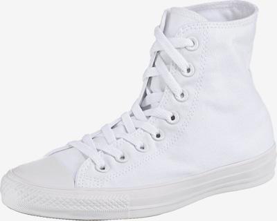 fehér CONVERSE Magas szárú edzőcipők 'CTAS Core Mono Canvas', Termék nézet
