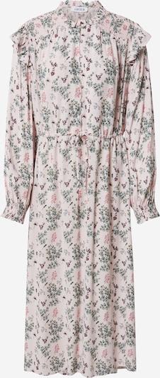 EDITED Košulja haljina 'Matthea ' u zelena / svijetloroza, Pregled proizvoda