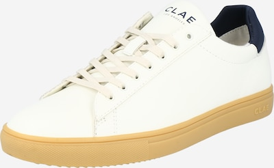 CLAE Sneakers low 'BRADLEY' in navy / white, Item view