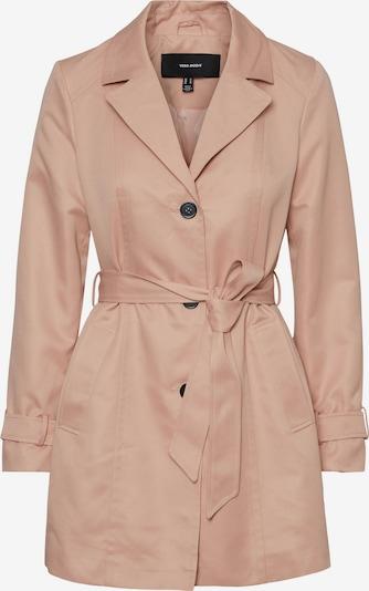 Vero Moda Curve Mantel 'Madison Donna' in altrosa, Produktansicht