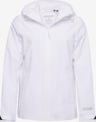 Superdry Functionele jas in de kleur Wit, Productweergave