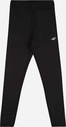 4F Sportunterwäsche in schwarz, Produktansicht