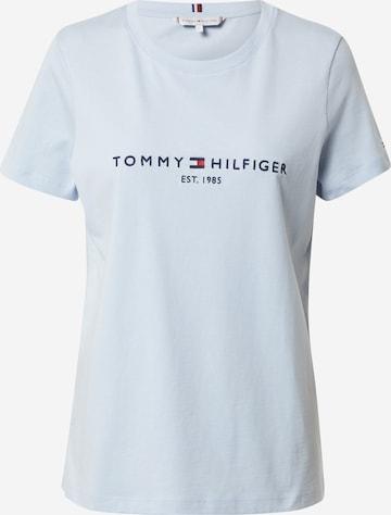Maglietta di TOMMY HILFIGER in blu