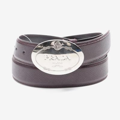 PRADA Gürtel in L in lila, Produktansicht