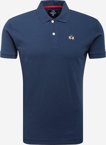T-Shirt La Martina en bleu