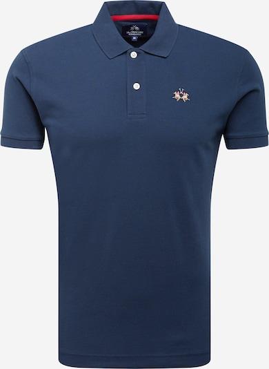 La Martina T-Shirt in marine, Produktansicht