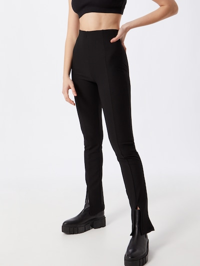 Gina Tricot Панталон в черно, Преглед на модела
