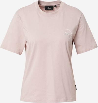 Tricou 'ALOCASIA #MIND' recolution pe roz pastel, Vizualizare produs