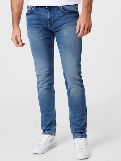 Pepe Jeans Jeans 'HATCH 2020' in blue denim, Modelansicht