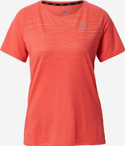 ODLO Sportshirt in koralle / pastellorange, Produktansicht