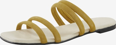 heine Sandalette in gelb, Produktansicht