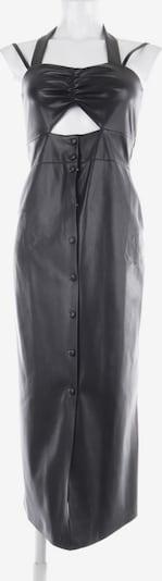 Nanushka Midikleid in XS in schwarz, Produktansicht