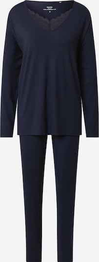CALIDA Piżama w kolorze ciemny niebieskim, Podgląd produktu