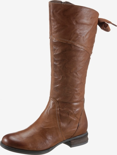 JOSEF SEIBEL Stiefel in cognac, Produktansicht