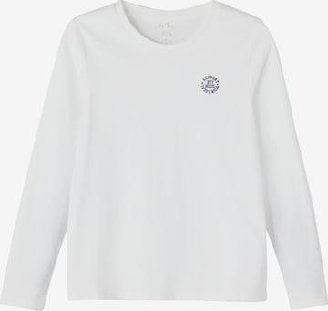 NAME IT Paita 'Tano' värissä valkoinen