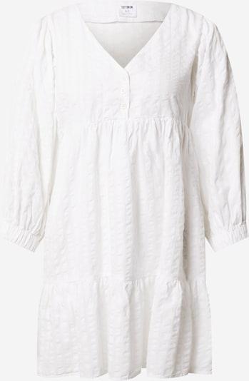 Rochie tip bluză Cotton On pe alb, Vizualizare produs