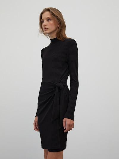 EDITED Kleid 'Karlotta' in schwarz, Modelansicht