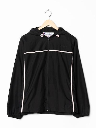 Champion Authentic Athletic Apparel Sportjacke in XXXL in schwarzmeliert, Produktansicht