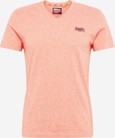 Superdry Shirt 'VINTAGE' in grenadine, Produktansicht