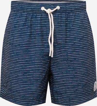 Kelnės 'STANNIS' iš Ragwear , spalva - tamsiai mėlyna / balta, Prekių apžvalga