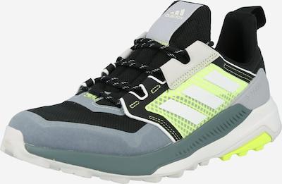 ADIDAS PERFORMANCE Niske cipele 'Trailmaker' u neonsko žuta / siva / crna, Pregled proizvoda