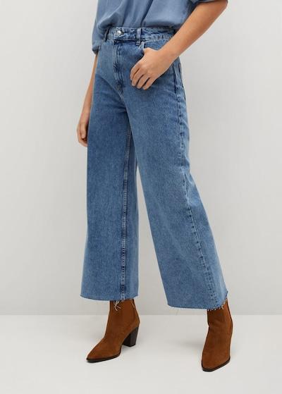 MANGO Jeans in blue denim, Modelansicht