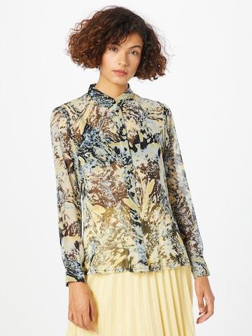 ICHI Bluse in Mischfarben
