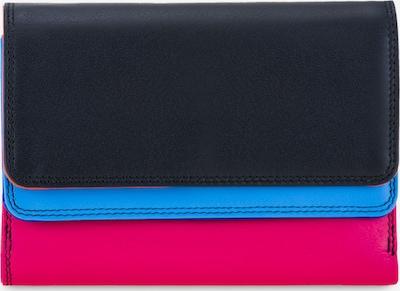 mywalit Geldbörse in blau / marine / flieder / dunkelpink, Produktansicht
