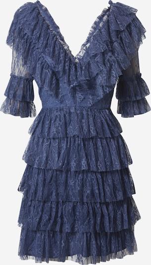 By Malina Kleid in dunkelblau, Produktansicht