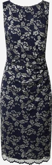 Vera Mont Jurk in de kleur Donkerblauw / Parelwit, Productweergave