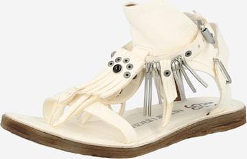 A.S.98 Sandale 'RAMOS' in Beige