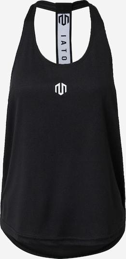 MOROTAI Спортен топ 'NAKA' в черно, Преглед на продукта